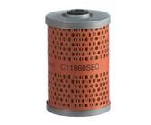 Fram Diesel Filter For Mercedes 240 - 240D (W115), Year: 1965 - 1976, 4 Cyl 2404 Eng - C11860Sec