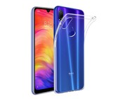 Digitronics Slim Fit Protective Clear Case for Xiaomi Redmi Note 7