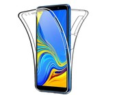 Full Protection Shockproof Cover for Huawei P20 Lite - Clear
