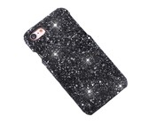 iPhone 6 Plus & 6S Plus Powder Glitter Cover Black