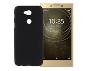 Tekron Anti Slip Soft Frosted Matte Case for Sony Xperia L2