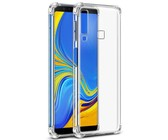 Tekron Protective Shockproof Gel Case for Samsung Galaxy A9 (2018) - Clear