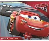 Disney Pixar Cars 3 Cardboard Puzzle - 100 Piece