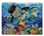 RGS Group Underwater Selfie 150 piece jigsaw puzzle
