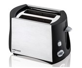 "Morphy Richards - Toaster 4 Slice Stainless Steel Red - 1800W ""Evoke"""