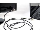 Kensington Micro Saver Twin Laptop Lock
