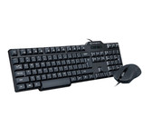 VolkanoX Graphite Series Wireless Keyboard and Mouse combo