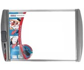 Parrot Whiteboard Non-Magnetic - 1800 x 1200mm