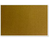 Parrot Notice Board - Info Board Plastic Frame (900 x 600mm) - Green