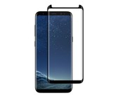 9H Tempered Glass 3D Curved Full Screen Protector Galaxy S8 - Clear