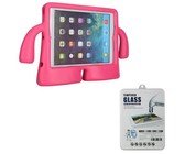 GoVogue Kids Shockproof iPad Protective Case & Screen Protector - Pink