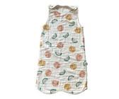 Olive Tree - 4 layer muslin sleeveless summer sleeping bag - Watermelon