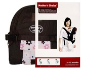 Mothers Choice 3-Way Premium Carrier Flowers