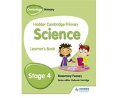 Hodder Cambridge Primary Science Learner's Book 4