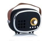 Mini Light up Bluetooth Speaker - Black