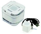 Krome Canada Compact Design Portable Wireless Bluetooth Speaker - Black