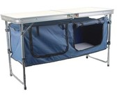 Oztrail Camp Kitchen With Sink -30Kg -