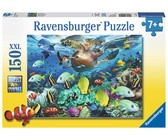 Ravensburger Underwater Paradise - 1 x 150 Piece Puzzle