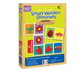 RGS Group Smart Play Wooden Dominoes