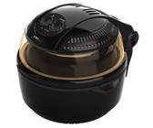 Philips - XXL Twin Turbostar Airfryer - Black