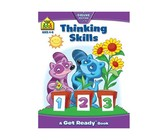 School Zone Games and Puzzles Activity Zone Book
