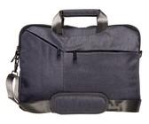 PowerUp Urban Denim Laptop Bag-Denim Blue & Grey