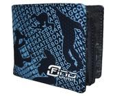 Fino Denim Lifestyle Wallet - Black