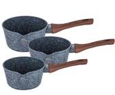 Le Creuset Professional Stainless Steel Saucepan & Lid