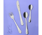 Lush Living - Cutlery Set in Basket - 16 Piece