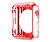 Killerdeals Protective Case for Apple iWatch - Red (42mm)
