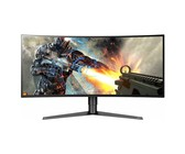 LG 34GK950G 34-inch WQHD IPS 120Hz Curved Gaming LED Monitor