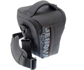 easyCover Professional Padded Camera Lens bag Size 105 x 160mm - Black