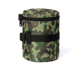 easyCover Professional Padded Camera Lens bag Size 110 x 190mm - Camouflage