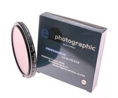 E-Photographic 52mm multicoated HD ND2-ND400, CPL & UV Filter Kit