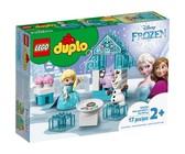 LEGO Duplo Disney Frozen Elsa and Olaf's Tea Party 10920 | 17 Pcs | 2+ Yrs