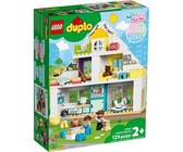 LEGO Duplo My Town Modular Playhouse 10929 | 129 Pieces | 2+ Years