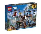 LEGO® City Mountain Police Headquarters - 60174