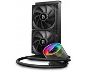 DeepCool - Castle 240EX CPU Liquid Cooler with ARGB