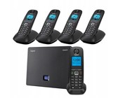 Gigaset A540IP PENTA - 5 Phone VoIP & Landline Cordless Phone System