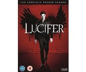 Lucifer: The Complete Second Season(DVD)
