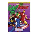 Marvel The Avengers: Earth's Mightiest Heroes Vol. 3 (DVD)