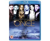 Once Upon a Time: The Complete Second Season(Blu-ray)