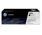 Hp # 305X Black Laserjet High Yield Toner Cartridge For Laserjet Pro
