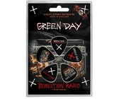 Green Day - Revolution Radio Plectrum (Pack of 5)