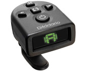 Planet Waves PW-CT-12 NS Micro Headstock Tuner (Black)
