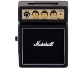 Marshall MS-4 Micro Amp Series 1 watt Electric Guitar Mini Full Stack Amplifier Combo (Black)