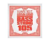 Ernie Ball 1698 .0105 Nickel Wound Bass Guitar Single String