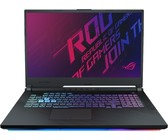 ASUS ROG Strix G731GU-i78512BT i7-9750H 8GB RAM 512GB SSD NVIDIA GF GTX 1660 Ti 6GB Win 10 Home 17.3 inch Gaming Notebook - Black Metal